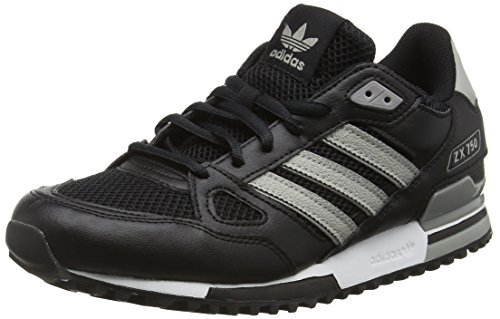 new arrival e2695 f144d adidas Men s Zx 750 Trainers White  Amazon.co.uk  Shoes   Bags