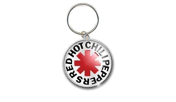 Rhcp Asterisk Logo Keychain: Rhcp Asterisk Logo die Cut ...