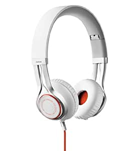 Jabra REVO Corded Stereo Headphones - Retail Packaging - White (Discontinued by Manufacturer)