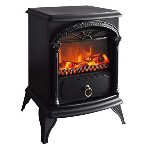 CorLiving FPE-302-F Free Standing Electric Fireplace by CorBrands