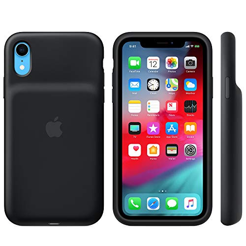 Apple Smart Battery Case (for iPhoneXR) - Black