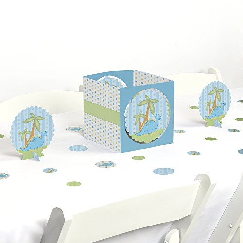 Baby Boy Dinosaur - Baby Shower Centerpiece & Table Decoration Kit