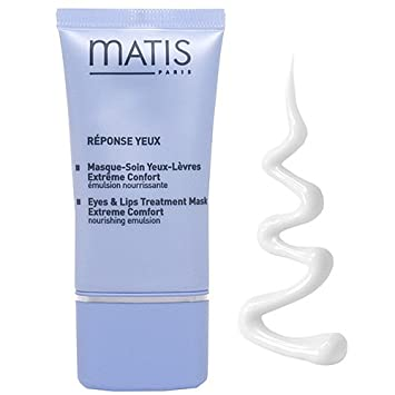 MASQUE-SOIN YEUX-LEVRES EXTREME CONFORT EYES LIPS TREATMENT MASK EXTREME COMFORT