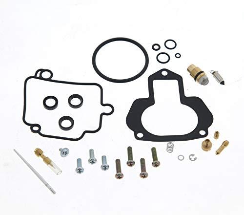 Race Driven OEM Replacement Carburetor Rebuild Repair Kit Carb Kit for Yamaha Big Bear Kodiak Moto-4 350 400