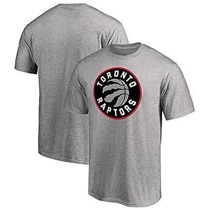 best website 11b99 bd848 T-shirt NBA Toronto Raptors Jersey Men's Grey-XXL