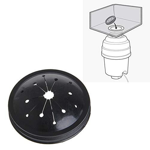 Rubber Replacement Disposal Splash Waste Disposer Parts for Waste King 80mm 3.15''