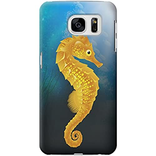 R2444 Seahorse Underwater World Case Cover For Samsung Galaxy S7 Edge Sales
