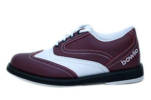 Bowlio - Zapatos de bolos para hombre