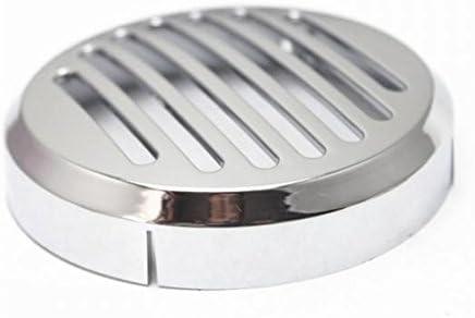Magideal Hupen Abdeckung Für Hupen Mit Einem Durchmesser Von 8 89 Cm 3 5 Zoll Passend Für Das Motorrad Honda Vlx Tx Vt Shadow Sabre Auto