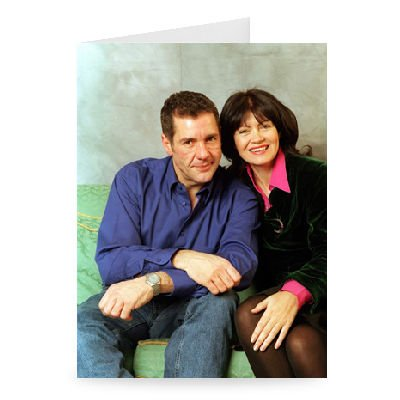 Dale Winton - Greeting Card (Pack of 2) - 7x5 inch - Art247