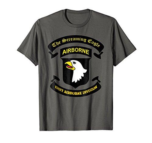 101st Airborne Division Shirt 101st Airborne Shirt Veteran