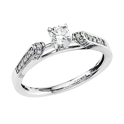 14k-White-gold-Round-Classic-Diamond-QPID-Engagement-Ring-038-tcw