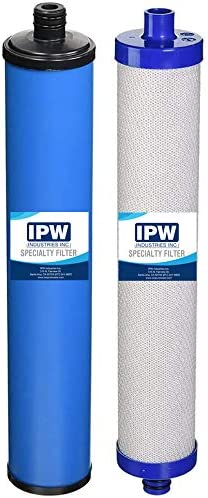 Compatible Replacement Filters for TFC-300 TFC-435 TFC-335 Split Pre /& Post Filter Set IPW Industries Inc Microline R.O