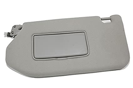 Image Unavailable. Image not available for. Color  2013-2016 Nissan  Pathfinder Left Driver Side Sunvisor ... 72f0bb10c78
