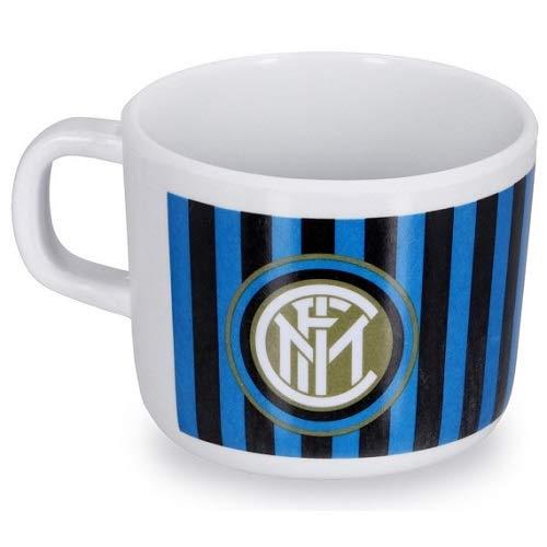 Inter Mailand 5 teiliges Kinder Melamin Geschirr Set