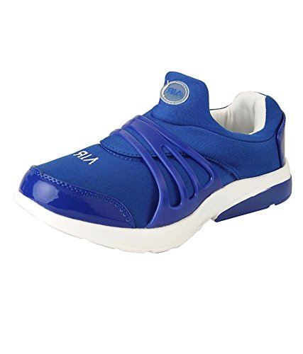 ecc5e16bd89 Vir Sport Air Men s Black Running Shoes  Buy Online at Low Prices in ...