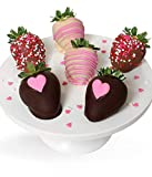 From You Flowers Belgian Chocolate Covered Strawberries 6pc Deal