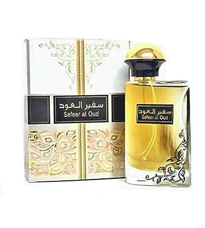 046bf25de Ard Al Zafaran safeer al oud - For Men 100ml - Eau de Parfum: Amazon ...