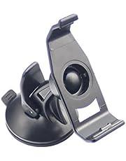 EKIND Car Windscreen Windshield Suction Cup Mount Holder Cradle Compatible for GPS Garmin Nuvi 2XX Series(200 200W 205 205W 250 250W 255 255W 260 260W 265T 265WT 270 275T 465T) Black