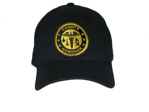COUNTY CORONER Hat
