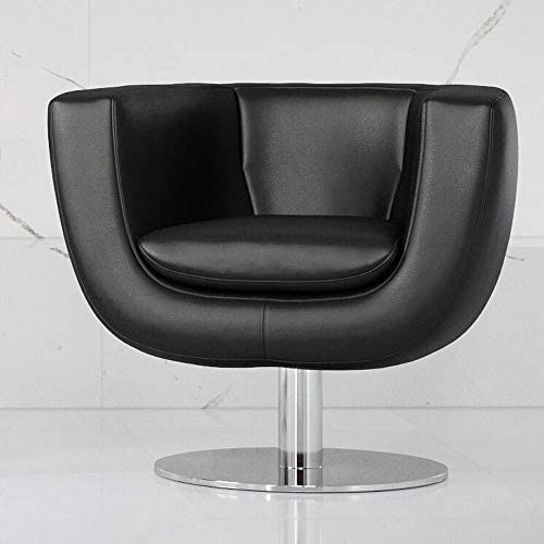 Zuri Furniture Modern Macie Swivel Lounge Chair