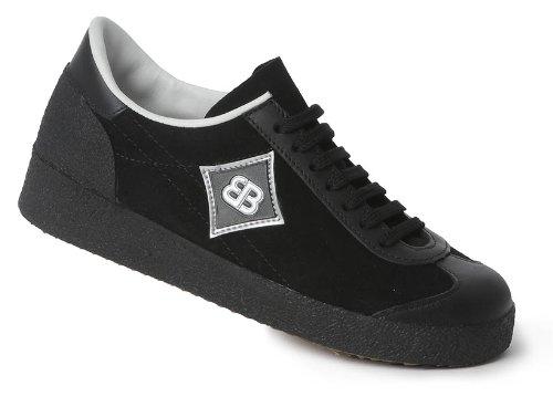BRÜTTING Astroturfer daim chaussure de course chaussures de randonnées noir