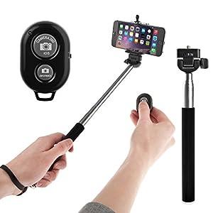 yousave accessories selfie stick handheld telescopic electronics. Black Bedroom Furniture Sets. Home Design Ideas