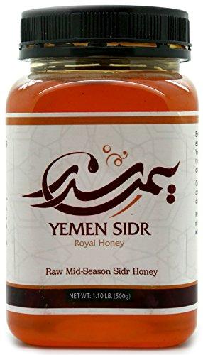 Authentic Raw Yemen Sidr Honey (Mid-Season) (500g)