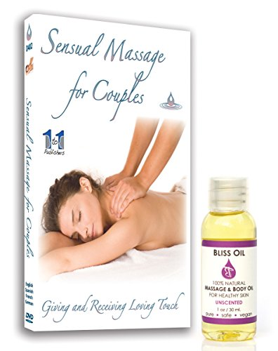 Couples DVD and FREE 100% Natural Bliss Oil ()