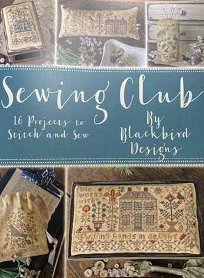 Sewing Club Cross Stitch Chart