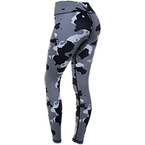 41904694ef78c4 CompressionZ High Waisted Women's Leggings - Smart, Flexible Compression  for Yoga, Running, Fitness