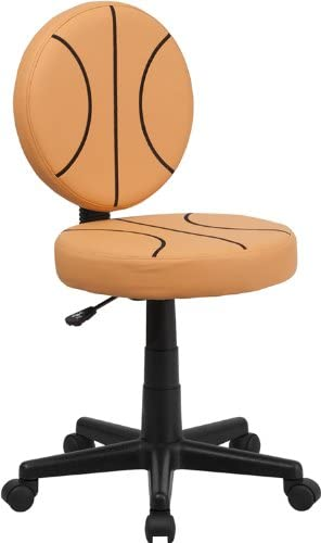 Flash Furniture Soccer Swivel Task Office Chair with Arms