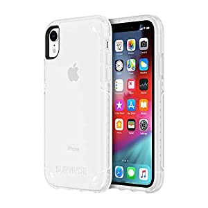 Griffin Griffin Survivor Strong for iPhone XR, Clear