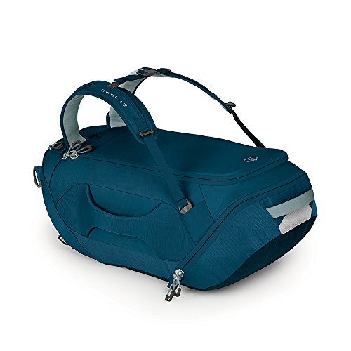 Osprey Packs Snowkit Duffel Bag, Ice Blue, One Size