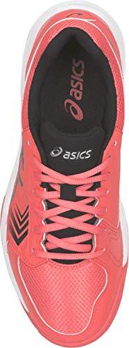 ASICS Gel-Dedicate 5 Women's Tennis Shoe, Papaya/Silver, 5.5 M US by ASICS (Image #4)