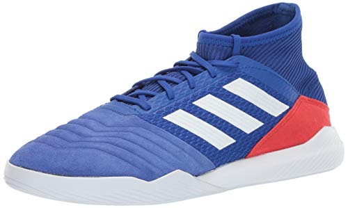 adidas Men's Predator 19.3 TR, Bold Blue/White/Active red, 9.5 M US