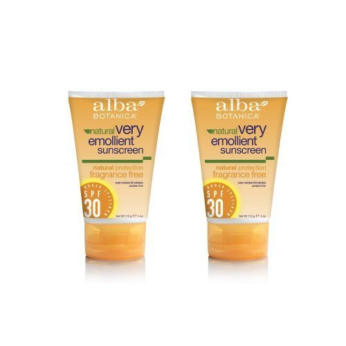 Alba Very Emollient Sunscreen - 9