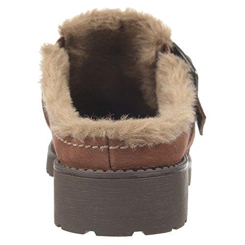 Naturalizer Ernesta mula Bridal Brown Nubuck Leather
