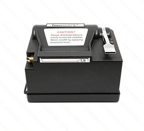 Powermatic II Electric Cigarette Injector Machine (The Best Electric Cigarette Machine)
