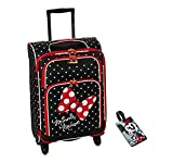 American Tourister Disney Minnie Mouse Red Bow
