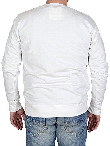 Soul Star - Sweatshirt - longsleeve - weiss-M