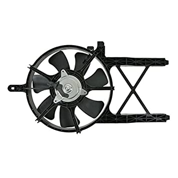 Dual Radiator A//C Cooling Fan 25927026 for Acadia Outlook Enclave Traverse