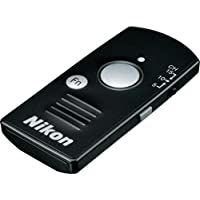 Nikon WR-T10 Wireless Remote Controller Transmitter for Cameras (Requires WR-R10 Receiver)