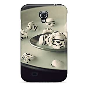 New Premium Flip Case Cover Stormtroopers Skin Case For Galaxy S4
