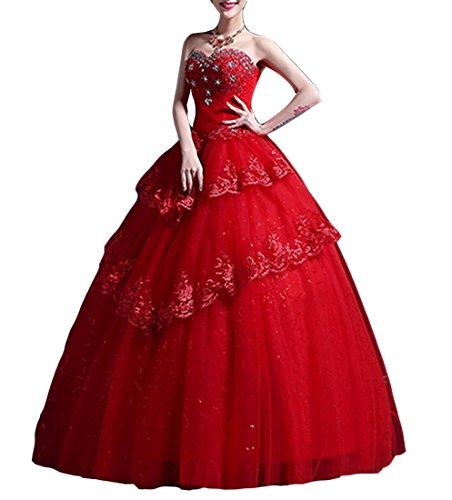 Emmani Emmani Rosso Mujer Vestido Para Vestido xPdw6q4x5