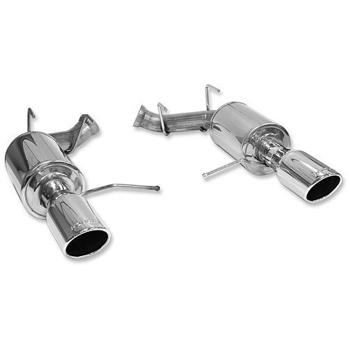 Roush 421145 2011-2014 Mustang V6 Exhaust Kit with Round Tips