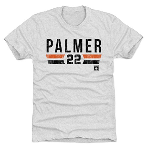 Jim Palmer Baseball - 500 LEVEL Jim Palmer Triblend Shirt Large Tri Ash - Vintage Baltimore Baseball Men's Apparel - Jim Palmer Font K