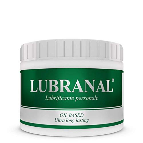 Lubricante anal a base de aceite Lubranal 150ml Intimatel