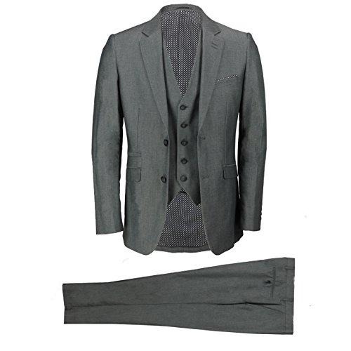 Cavani - Costume - Homme gris gris