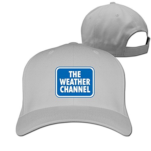 TopSeller Unisex The Weather Channel Flat Baseball Caps/Hats